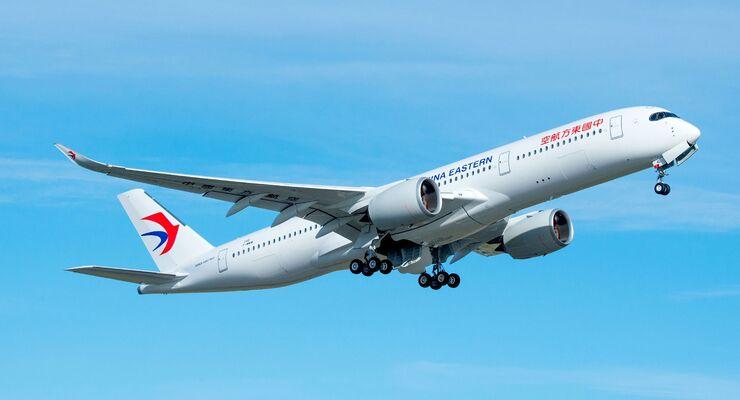 Airbus A350-900 von China Eastern