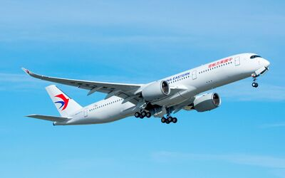 Airbus A350-900 von China Eastern