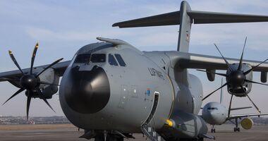 Airbus A400M der Luftwaffe