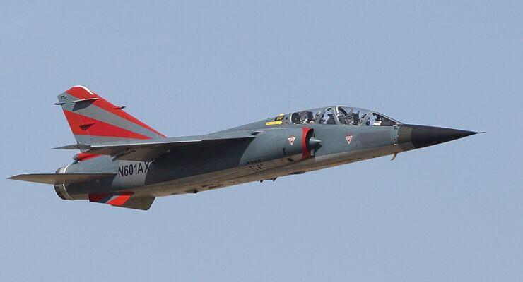 Dassault Mirage F1 bei ATAC in Fort Worth