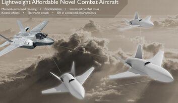 LANCA kleine Kampfdrohnen der RAF