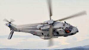 NH90 der französischen Marne