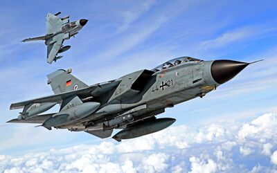Panavia Tornado der Luftwaffe