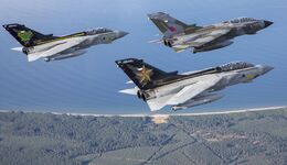 Panavia Tornado der Royal Air Force