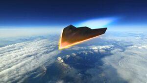 Raytheon Boost Glide Hyperschallwaffe