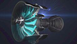 Rolls-Royce UltraFan Konzept