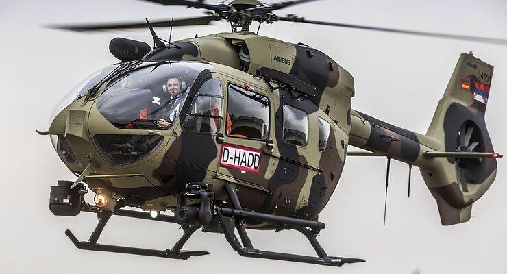 Serbien erhält von Airbus Helicopters neun H145M