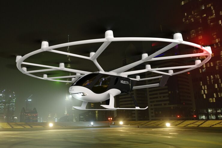 Volocopter VoloCity 2019