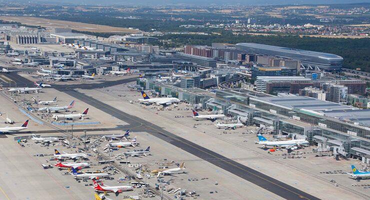 Flughafen Frankfurt Aktuelle Abflüge