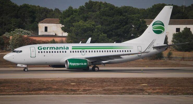 Germania Verbindet Dortmund Mit Usedom Flug Revue